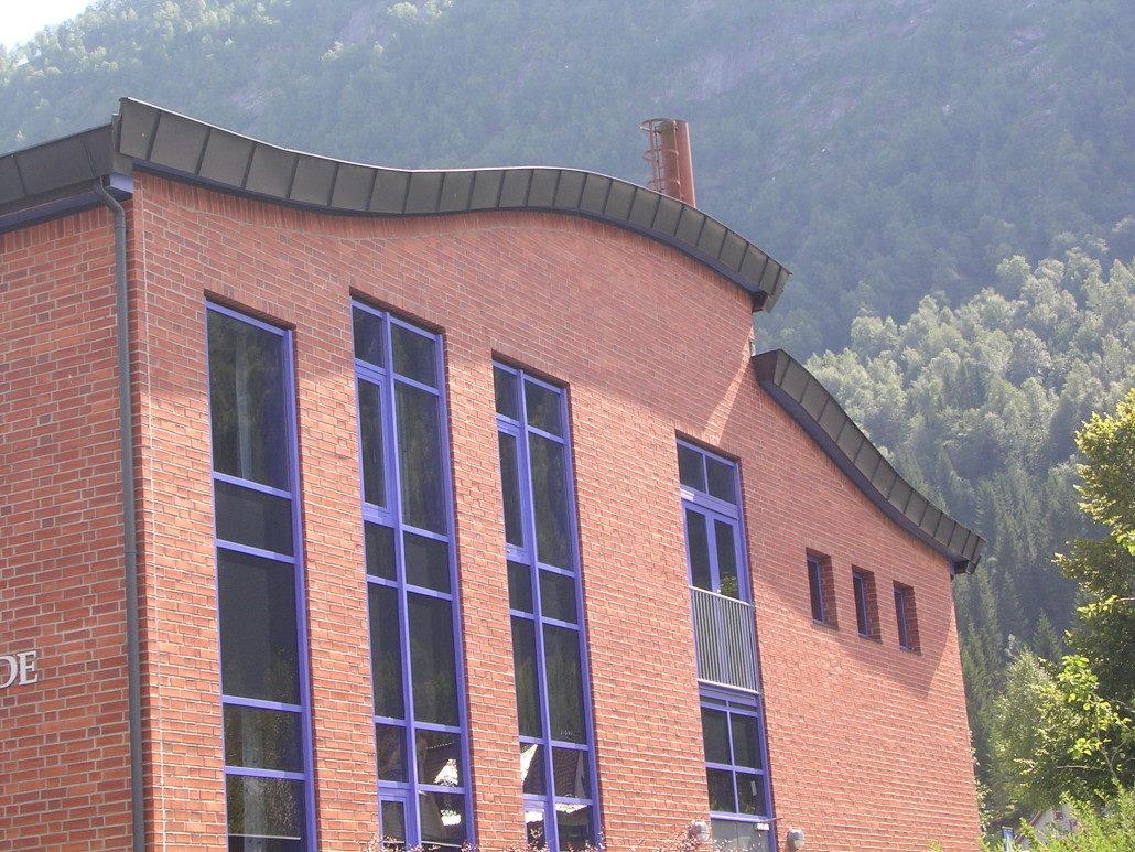 Førde Metallprodukt - blikkenslager og ventilasjon