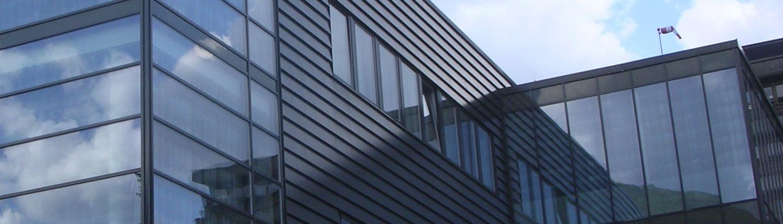 Førde Metallprodukt - fasade